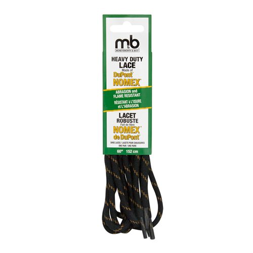 M&B NOMEX® LACES - ASSORTED COLOURS AND SIZES